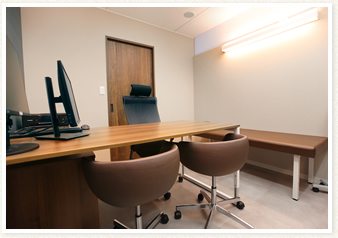 Counseling room 1